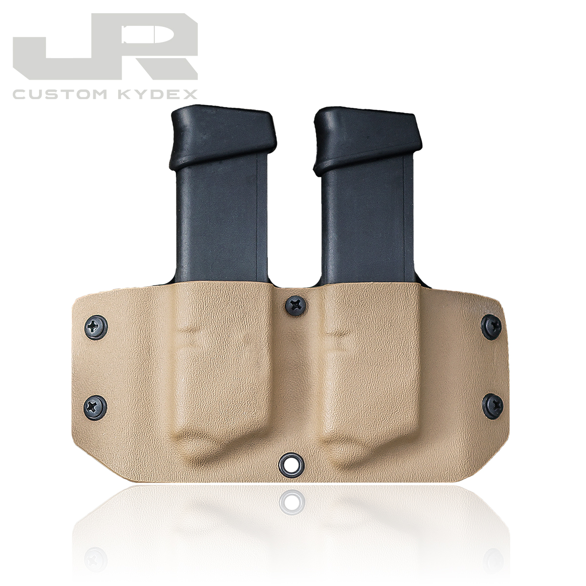 JR Custom Kydex Magazinholster Double