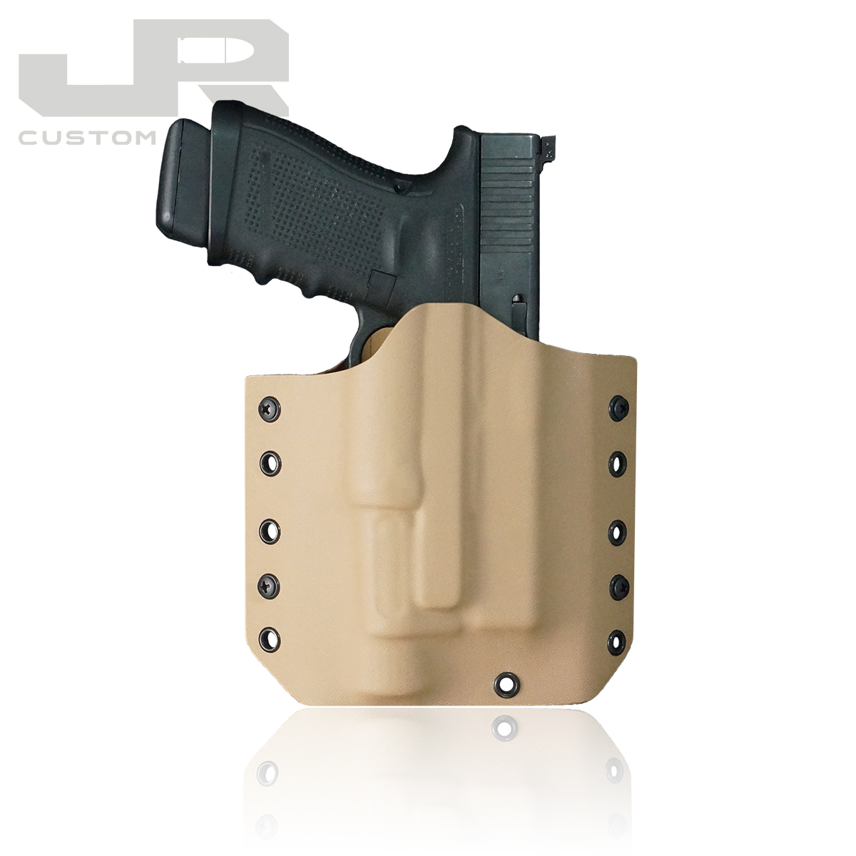 JR Custom Kydex Holster Operator OWB WML